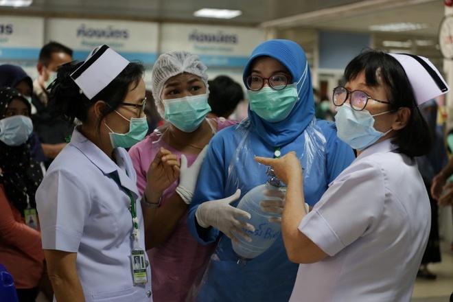 WHO: Đông Nam Á cần hành động 'quyết liệt' để ngăn chặn virus ...