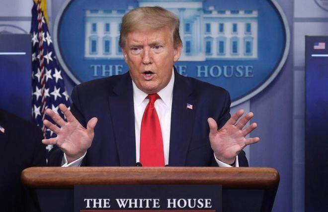 TT Trump: Co 'nhieu dieu ky la' ve nguon goc virus corona hinh anh 1 download_2020_04_18T104549.684.jpg