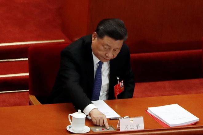 Trung Quoc thong qua quyet dinh ve luat an ninh quoc gia cho Hong Kong anh 1