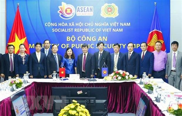 ASEAN to chuc hoi nghi cap cao ve chong toi pham xuyen quoc gia anh 1