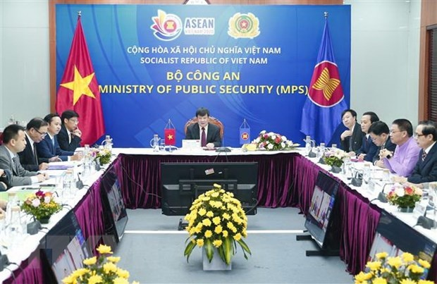 ASEAN to chuc hoi nghi cap cao ve chong toi pham xuyen quoc gia anh 2