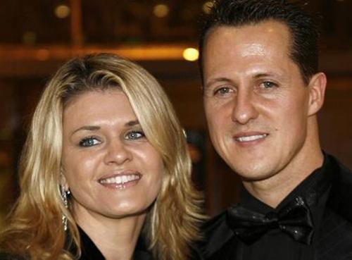 Vo Schumacher xay benh vien tai gia de cham chong hinh anh