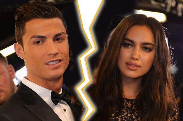 Chi gai Ronaldo tru eo Irina Shayk hinh anh