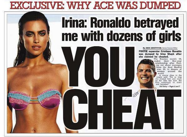Bo cu to Ronaldo ga tinh hang loat gai la hinh anh