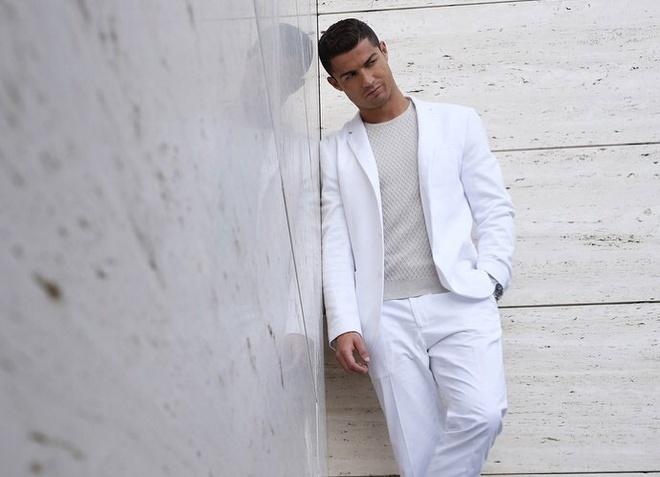 Theo chan sao: Ronaldo banh bao nhu nguoi mau hinh anh