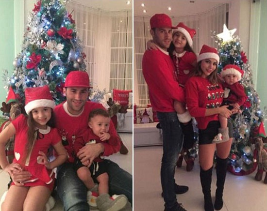 Neymar the hien tinh cam thai qua voi em gai hinh anh 6