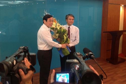 Ong Tran Manh Hung tro thanh Tong giam doc VNPT hinh anh