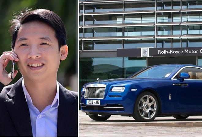 Doan Hieu Minh: Tu BMW dong nat den Rolls-Royce chinh hang hinh anh