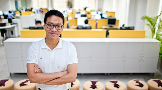 CEO VNG: 'Chung toi tu hao nhat ve nhung san pham that bai' hinh anh