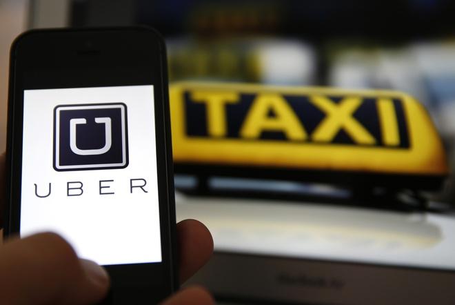Uber se lap cong ty moi o Viet Nam de lam de an thi diem hinh anh
