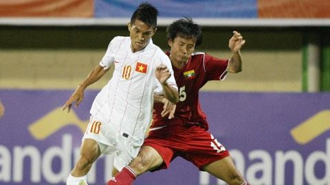 U23 Viet Nam dau tranh doi lich dau SEA Games thanh cong hinh anh