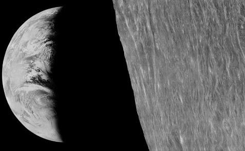 Du lieu mat trang cua NASA lan dau khoi phuc hinh anh