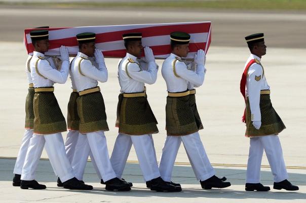 20 thi the nan nhan MH17 ve toi Malaysia hinh anh