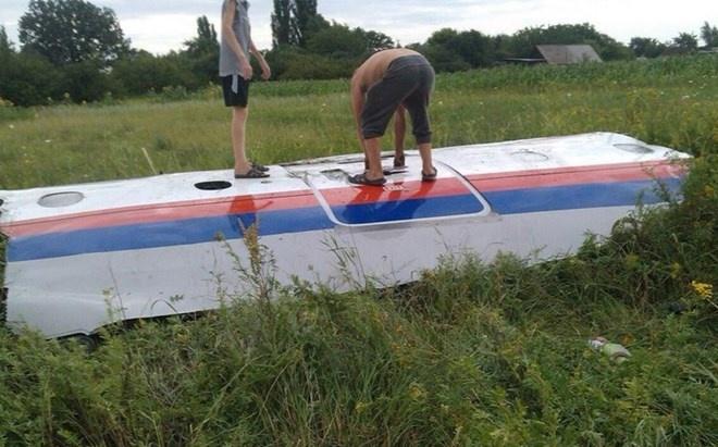Ky su Nga phong doan nguyen nhan MH17 gap nan hinh anh
