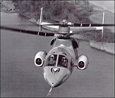 Sikorsky S-69, con lai cua truc thang va may bay phan luc hinh anh 2