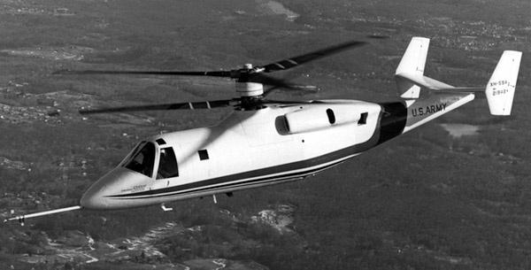 Sikorsky S-69, con lai cua truc thang va may bay phan luc hinh anh 3