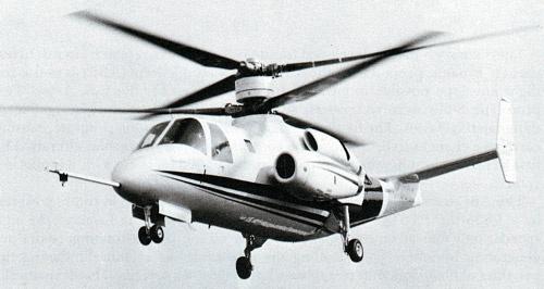 Sikorsky S-69, con lai cua truc thang va may bay phan luc hinh anh 4