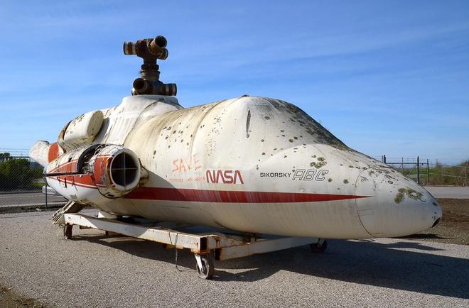 Sikorsky S-69, con lai cua truc thang va may bay phan luc hinh anh 5
