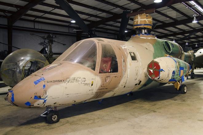 Sikorsky S-69, con lai cua truc thang va may bay phan luc hinh anh 6