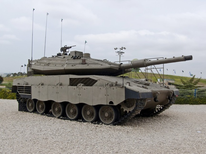 10 xe tăng chủ lực đắt giá nhất hành tinh - Quân sự - ZING VN