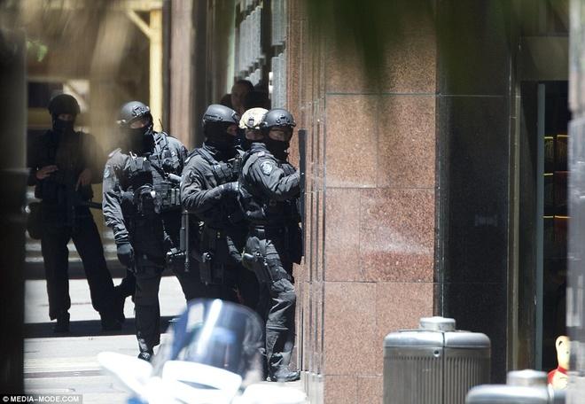 Cảnh sát vũ trang