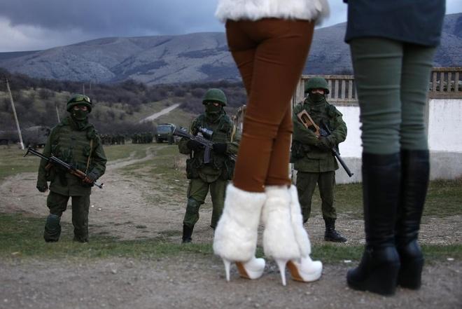 Nhung hinh anh di vao lich su cung bat on Ukraine hinh anh 6