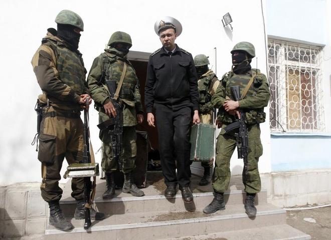 Nhung hinh anh di vao lich su cung bat on Ukraine hinh anh 7