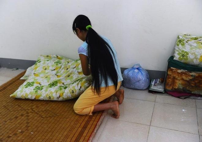 AFP viet ve bi kich thieu nu Viet bi ban sang Trung Quoc hinh anh 1