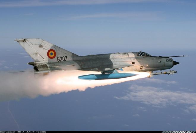 Suc manh dang gom cua bao vat quoc gia MiG-21 hinh anh
