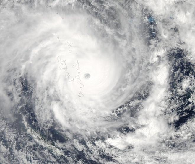 Suc tan pha cua sieu bao o Vanuatu 'khong the tin noi' hinh anh