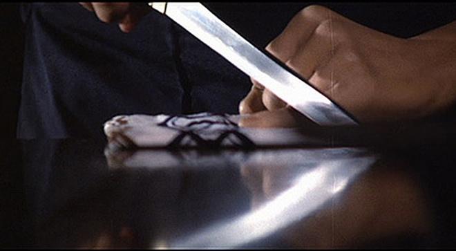 Nghi le chat ngon tay chuoc toi cua Yakuza hinh anh 8