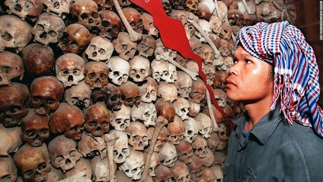 Campuchia va nhung vet seo tu tham hoa diet chung Pol Pot hinh anh