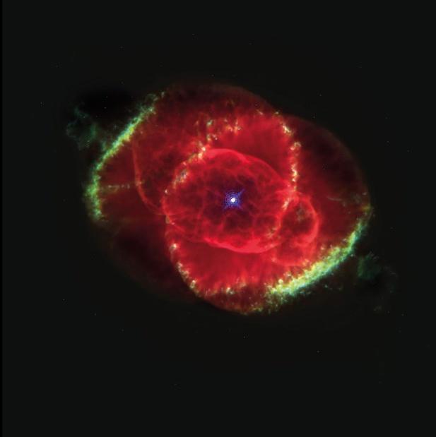 Loat anh lich su cua kinh thien van vu tru Hubble hinh anh 8