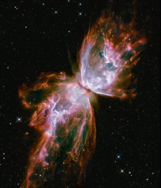Loat anh lich su cua kinh thien van vu tru Hubble hinh anh 9