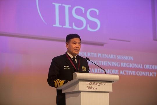 Trung Quoc muon thanh lap vung phong khong tren Bien Dong hinh anh