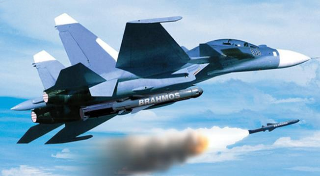 Su-30 An Do ban thu ten lua hanh trinh nhanh nhat the gioi hinh anh