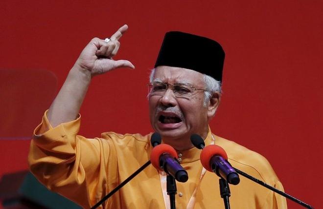 Thu tuong Malaysia bi cao buoc tham nhung 700 trieu USD hinh anh