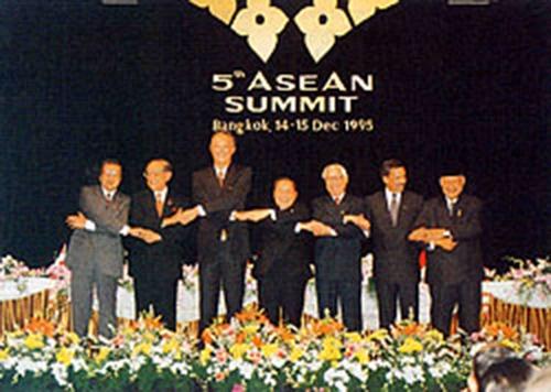 Nhung khoanh khac lich su cua Viet Nam tai ASEAN hinh anh 3