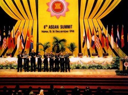 Nhung khoanh khac lich su cua Viet Nam tai ASEAN hinh anh 4