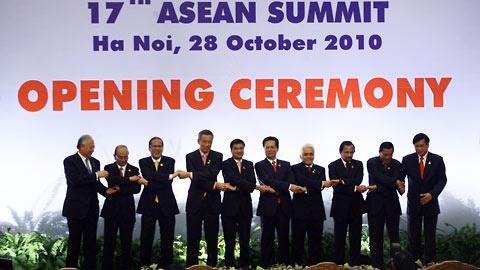 Nhung khoanh khac lich su cua Viet Nam tai ASEAN hinh anh 5