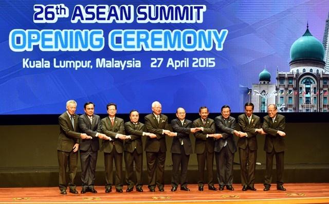 Nhung khoanh khac lich su cua Viet Nam tai ASEAN hinh anh 7
