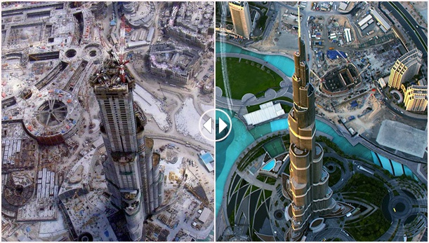 Thanh pho tren may Dubai: Ngay ay - bay gio hinh anh