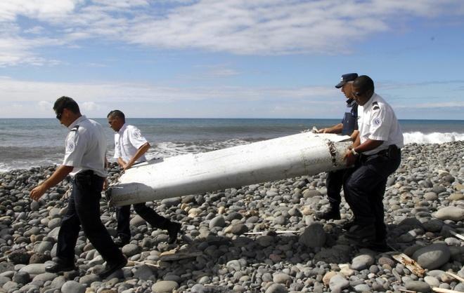 Chuyen gia giam dinh manh vo cua MH370 nhu the nao? hinh anh 2