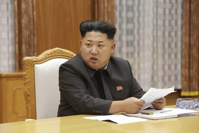 Kim Jong Un len tieng ve thoa thuan lien Trieu hinh anh