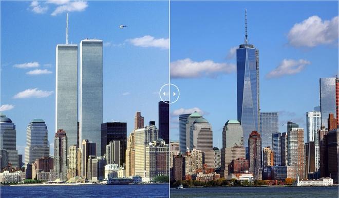Su hoi sinh cua New York sau vu khung bo 11/9 hinh anh