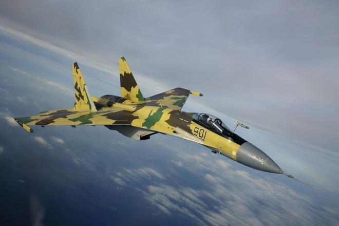 F-15 va Su-35, chien dau co nao manh hon? hinh anh
