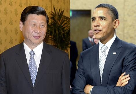 Ong Tap Can Binh va ong Obama sap co chuyen tham Viet Nam hinh anh