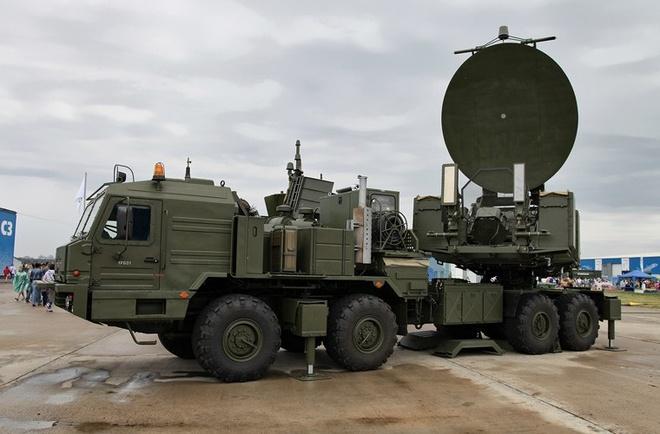 Syria: dau truong cua vu khi cong nghe cao Nga – NATO hinh anh 1