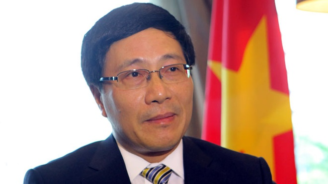 Pho thu tuong tra loi ve viec Viet Nam trung cu ECOSOC hinh anh 1