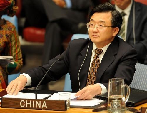 Trung Quoc se khong chap nhan phan quyet cua toa hinh anh 1 Thứ trưởng Ngoại giao Trung Quốc Lưu Chấn Dân. Ảnh: Baidubaike